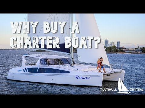 Why Buy A Charter Boat? An Owner's Perspective
