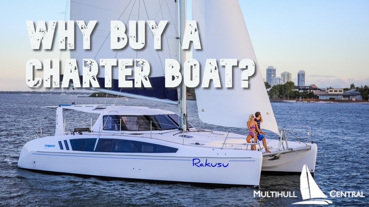 Why Buy A Charter Boat An Owner S Perspective