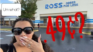 Ross Dress for Less | What To Know About Their Major Markdown Event in January!!!