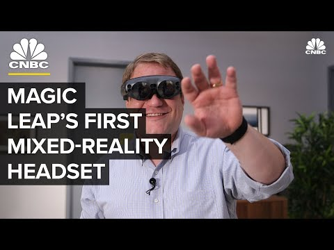 Magic Leap's Headset Is Now Available | CNBC