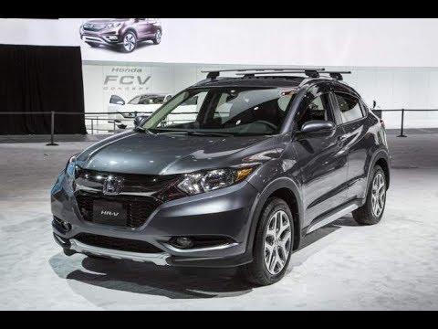 2018 Honda HR V Release Date, Redesign, Specs