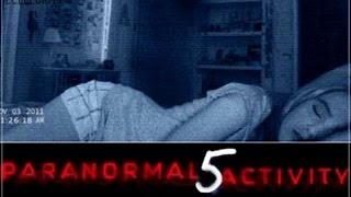 Трейлер фильма Паранормальное явление 5
