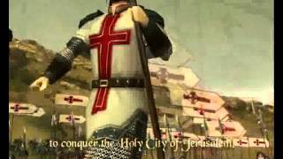 Godfrey Crusaders Thy Kingdom come part.3