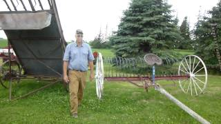 Antique Farm Machinery at Lloyd Kiewiet Place Part 2