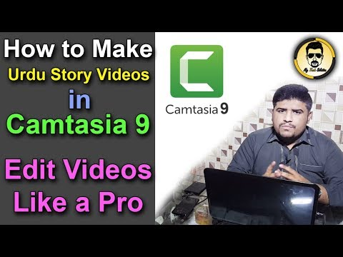 How to Create Urdu Stories Videos for Youtube - Urdu and Hindi
