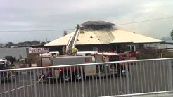 Sandollar restaurant on fire sand dollar