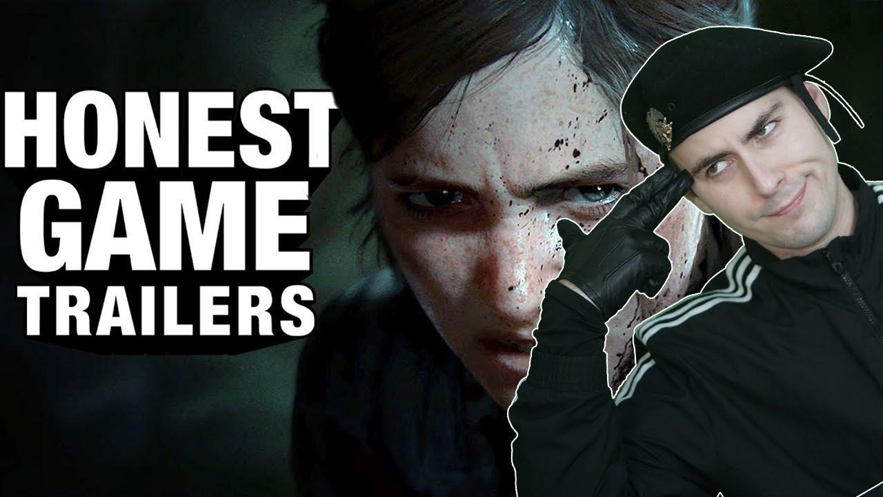 Download The Last of Us Part 2 Honest Trailer Reaction | TLOU2 Honest Game Trailers Reaction