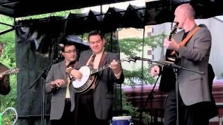 Train Songs & Orange Blossom Special- Joe Mullins & Radio Ramblers, Bluegrass On Broad