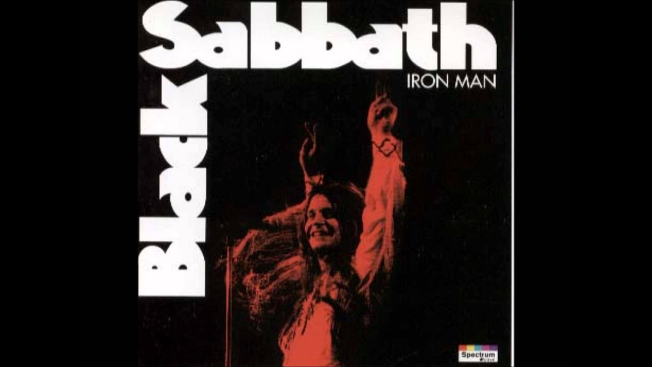 black sabbath iron man pdf