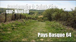 Randonnée au départ du lac de Saint-Pée-sur-Nivelle, Pays Basque 64.