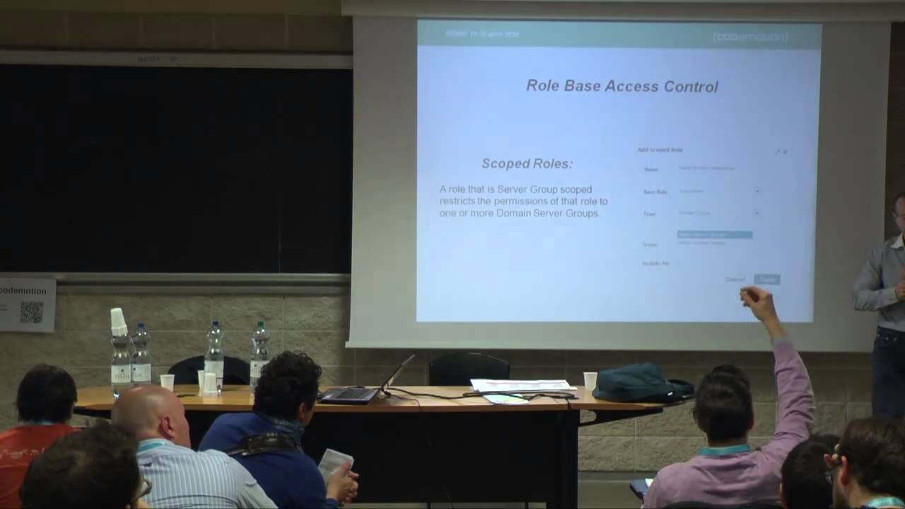 Introduction to WildFly application server by Francesco Marchioni -  Codemotion Roma 2014