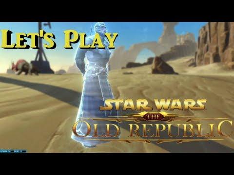Let's Play Star Wars The Old Republic #66 - Ultraschallsensoren (German HD)