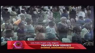 MFM Prayer Rain Friday April 19, 2019