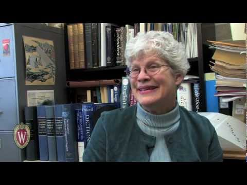 5 Questions with Joan Hall, chief editor of DARE, the Dictionary of American Regional English