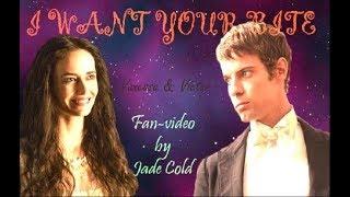 Victor & Vanessa Ives - I want your bite || Penny Dreadful | Fan-video - Ванесса Айвз и Виктор