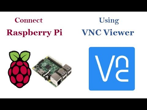 Access Raspberry Pi  Using VNC Viewer