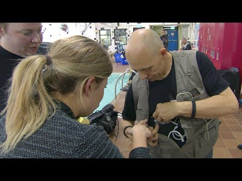 """World's First LVAD Implanted Scuba Diver? -- """"A Good Day to Dive!"""""""