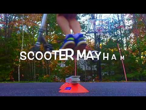 Scooter Mayhem 🛑// Slo - mo videos//🛑