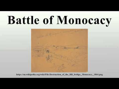 Battle of Monocacy