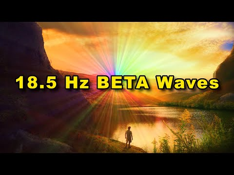 ᴴᴰ EPIC Lucid Dreams / Creative Thinking Music LISTEN ONCE & See What Happens! BETA WAVES - 18.5Hz