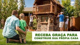 Casa de aluguel vs Casa própia | Receba Graça para construir sua própria casa