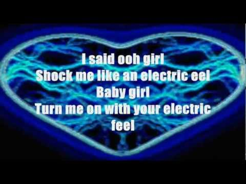 MGMT - Electric Feel (Lyrics)