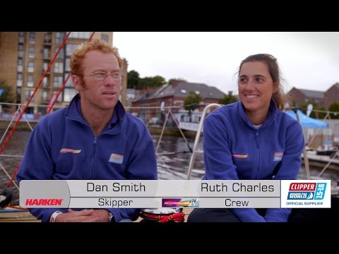 Clipper Race: Derry-Londonderry-Doire interview