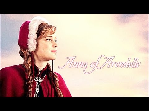 Anna of Arendelle [OUAT] | I mean I love you