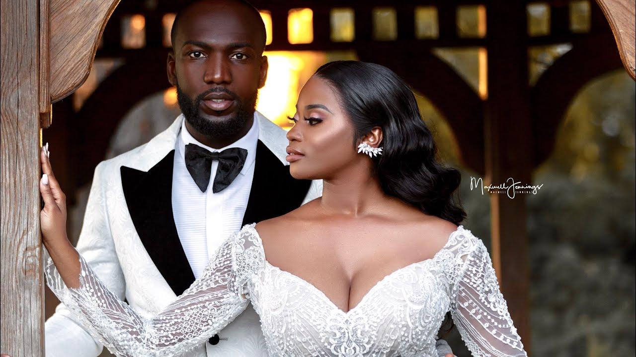 Download THE BEST DRESSED BRIDE 2019 (Patrick & Loise) 🇬🇭  🇭🇹