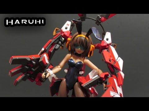 Composite Ver.Ka SOS-1 Haruhi Robo Figure Review