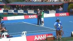 Kooyong AAMI Classic 2010 Trophy Ceremony