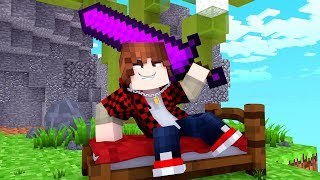 Minecraft MODDED MONEY BED WARS (op god swords!)