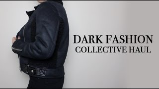 Dark Fashion | Collective Haul Thumbnail