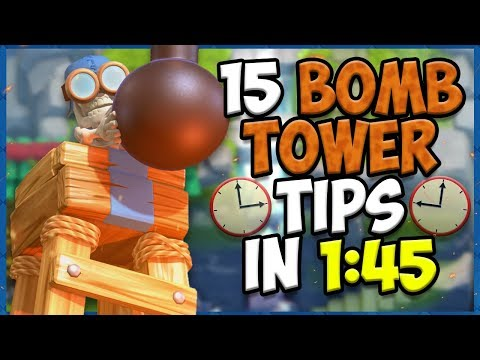 15 QUICK Tips About: Bomb Tower 💣