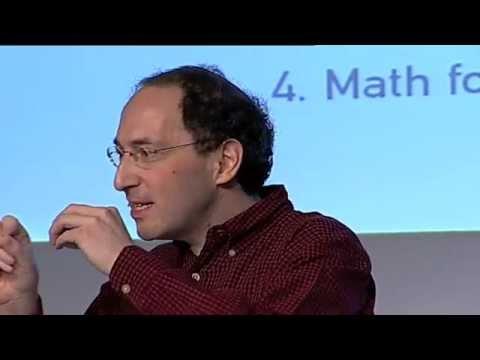 Conrad Wolfram - Making Maths Beautiful