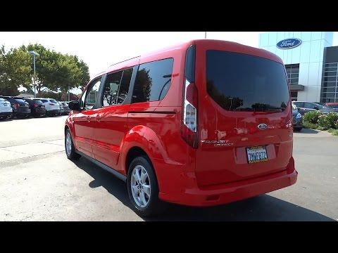 2016 Ford Transit Connect Wagon Walnut Creek, East Bay, Dublin, Concord, Livermore, CA R7680