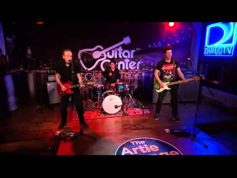 "The Artie Lange Show - Hugh Cornwell Performs ""God Is A Woman"""