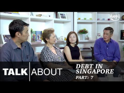 Talkabout - Are Singaporeans in debt? (Part 7) : Financial Literacy
