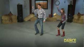 Line Dance Video - Boot Scootin