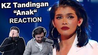 """KZ Tandingan - Anak"" Singers Reaction"