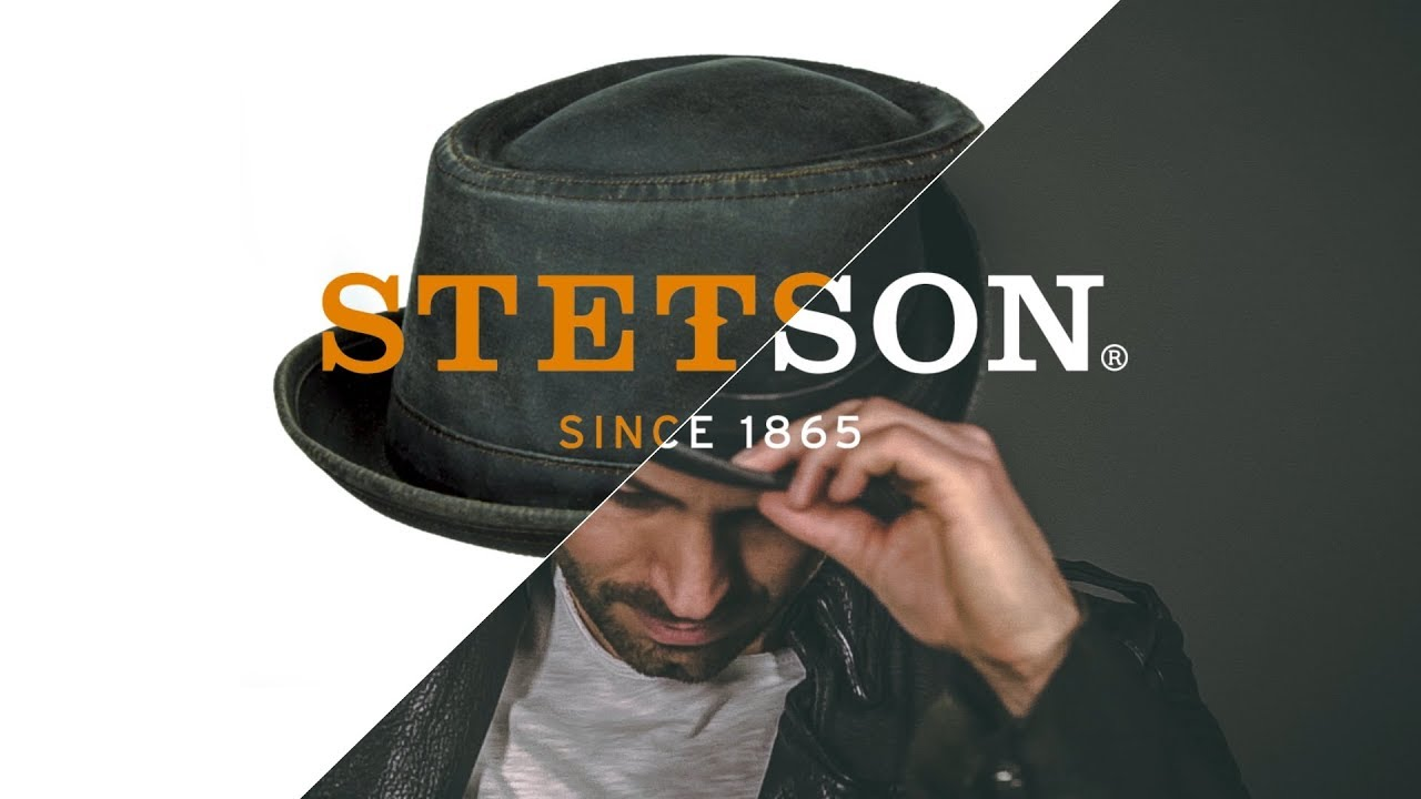 how to buy coupon codes best sneakers Chapeau Odenton Pork Pie by Stetson || Chapeaushop