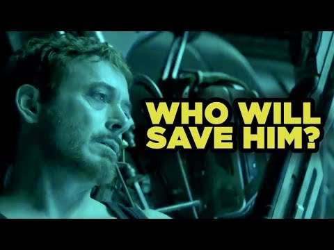 AVENGERS ENDGAME - Who Will Rescue Stark?