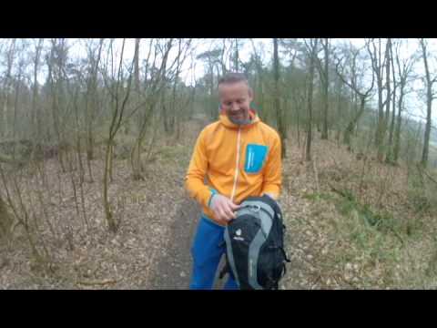 Deuter Speed Lite 20 Rugzak Review Gustav Sport Youtube
