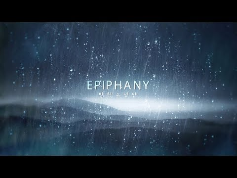BTS - Epiphany (Piano & Guitar Cover) W/ Ambient Rain