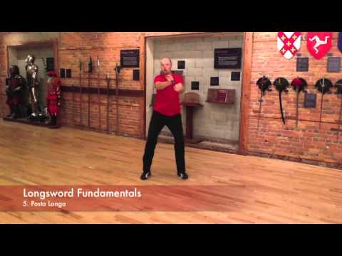 Longsword Fundamentals - Expanded Progression