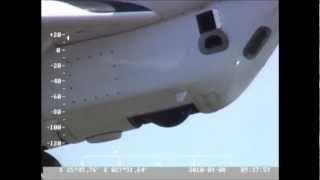 airborne surveillance p 750 xstol