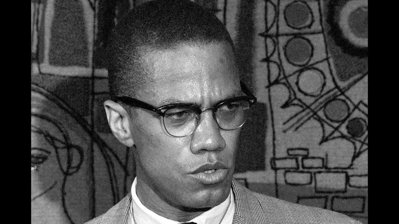 throwback malcolm x on white violence