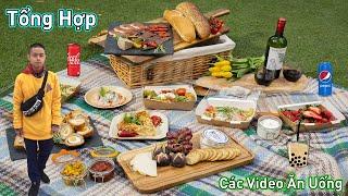 Tổng Hợp Các Video Ăn Uống Trên Kênh Của Mình | My Food & Drink Compilation | TTN