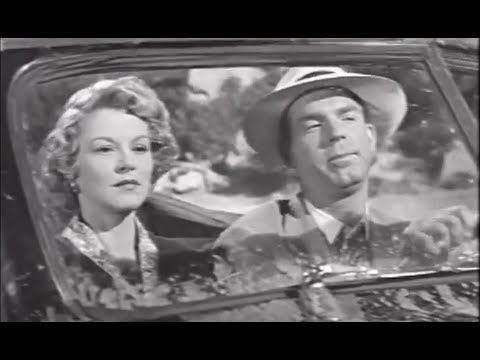 Borderline (1950) Fred MacMurray, Claire Trevor, Raymond Burr