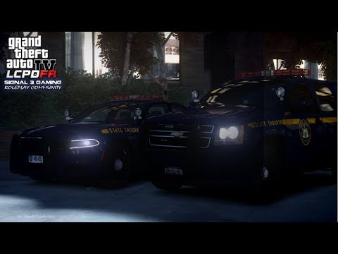 🔴LCPDFR GTA 4 REAL LIFE COP MOD LIVE ✌ New York Sheriff Patrol ✌ LCPDFR | Signal 3 Gaming Patrol